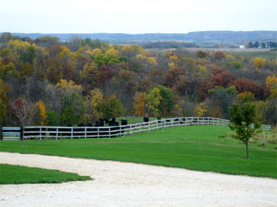 Property - Barn on the Bluff — Elkader, Iowa